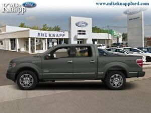 2013 Ford F-150 Limited  - Sunroof -  Navigation