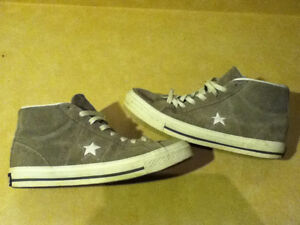 Converse All-Star One-Star Shoes Mens Size 8.5 / Women's 10.5 London Ontario image 1