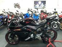 2009 Yamaha R125 125cc == we accept p/x / sell us your bike