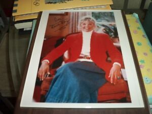 DORIS DAY AUTOGRAPH Kitchener / Waterloo Kitchener Area image 1