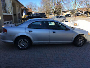 2004 Chrysler Sebring standard Sedan