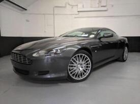 Aston Martin DB9 6.0 ( 470bhp ) Auto, Glass Key Car