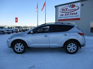 2011 Nissan Murano SV Moonroof Htd Seats AWD
