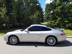 2000 Porsche 911 Carrera 4   BABIED