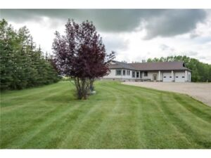 Impressive ACREAGE FOR SALE **Closer to Airdrie and Calgary**