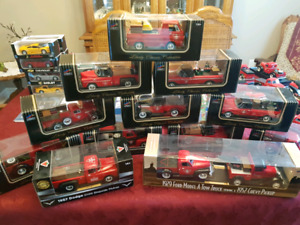 Canadian Tire Truck Collection