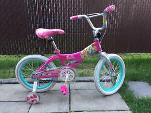Vélo pour fille Barbie - Girl bicycle