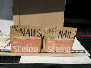 Stelco Nails For Sale!