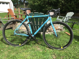 Raleigh Furley Single-Speed Bike For Sale
