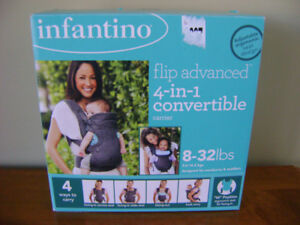 INFANTINO 4 IN 1 CONVERTIBLE CARRIER