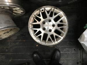 "4 mags jeep grand cherokee 17 """