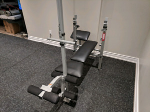 Weider Home Gym - Never Used