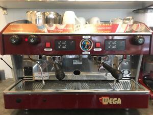 Wega 2 Group Commercial Espresso Machine