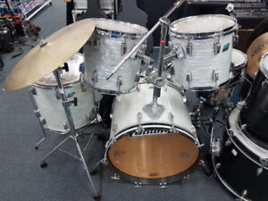 LUDWIG VINTAGE DRUM SET