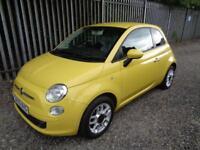 Fiat 500 1.2 sport 2010