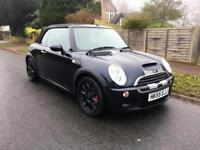 2005 MINI Convertible 1.6 Cooper S 2dr 94k