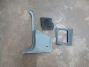 1979-1993 Fox Mustang Kick Panel with other Misc. parts.