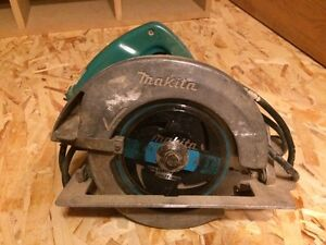 "Makita 7 1/4"" Circular Saw"