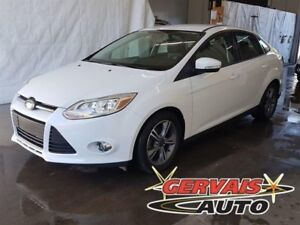 Ford FOCUS SE A/C MAGS Bluetooth **Inspection complète** 2014