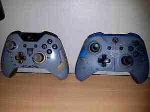 Collectors edition Xbox One Controllers