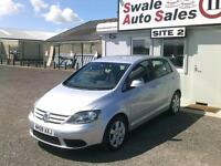 2008 VOLKSWAGEN GOLF PLUS 1.4L ONLY 57,847 MILES, FULL **VW** SERVICE HISTORY