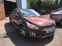 2012 Peugeot 508 SW 2.0 HDi HYbrid4 RXH Limited Edition Auto 4X4 5dr