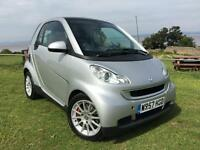 Smart Fortwo Coupe Passion 71 Coupe 1.0 Automatic Petrol