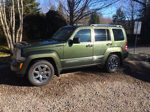 2008 Jeep Liberty Limited Edition VUS