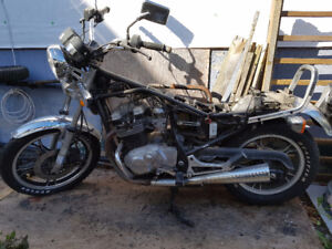 1983 Suzuki GR 650D Tempter - needs some work