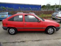 1991 Vauxhall Astra 1.4 L 4dr