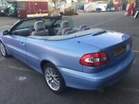 VOLVO C70 2.0T GT CONVERTIBLE AUTO..MOT JAN 2019>SERV/HISTORY..LOOKS+DRIVES GOOD