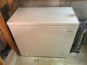 Brada 7 cubic foot chest freezer