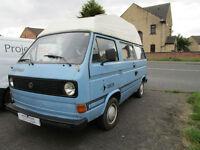 1985 Westfalia Joker 4 Berth 5 Seatbelts Campervan For Sale Ref 11213