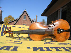 A rare Guadagnini violin. 4/4 size Kitchener / Waterloo Kitchener Area image 1