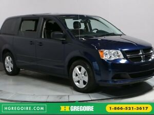2017 Dodge GR Caravan Canada Value Package STOW'N GO MAGS BLUETO