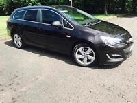 2013 Vauxhall Astra 2.0 CDTi 16v SRi Estate 5dr Diesel Automatic (154 g/km,