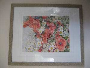 Susan Chater Original  Water Colour Painting from England by CSP