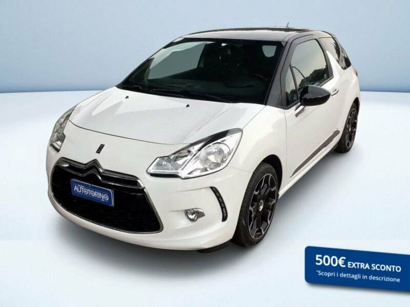 DS DS3  1.6 thp Sport Chic 155cv