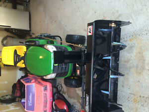 Berco snow blower 44inch 2 stage for john deer with warranty