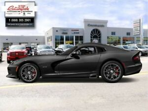 2017 Dodge Viper GTC  - Leather Seats - ACR Package