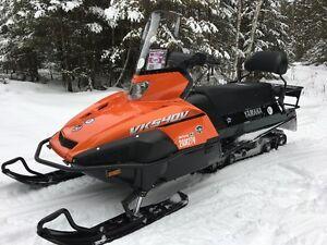 YAMAHA VK540 work / utility snowmobile