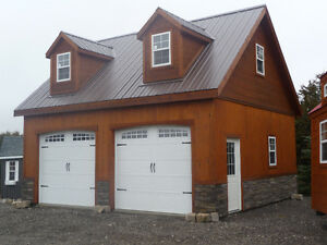 Garages - FOR SALE!