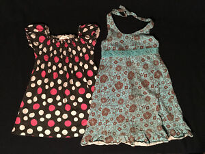 GIRLS SPRING AND SUMMER - SIZE 4