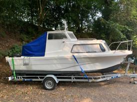 Boat 19ft