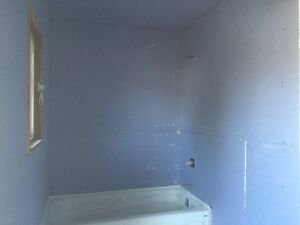 drywall,mudding/tapping paint & much more Moose Jaw Regina Area image 1