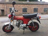 Lifan 110cc Monkey Bike