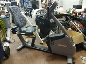 Precor 835 Commercial Recumbent Bikes-Worth over $4000 New