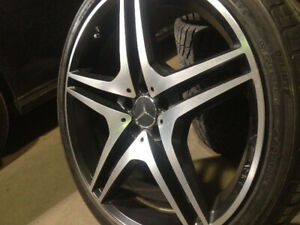 Mercedes benz AMG 20....Bolt pattern 5X112