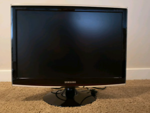 Samsung Syncmaster 22in 2ms LCD monitor