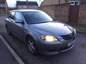 Mazda 3 2004 1.4 9 months mot NEED GONE